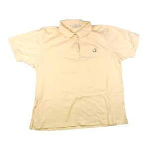 Magnolia Lane yellow the masters polo shirt
